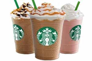 Starbucks Frappucinno
